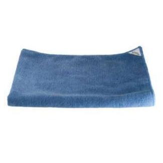 Panno in microfibra tessile per pavimenti blu, 40x60 cm
