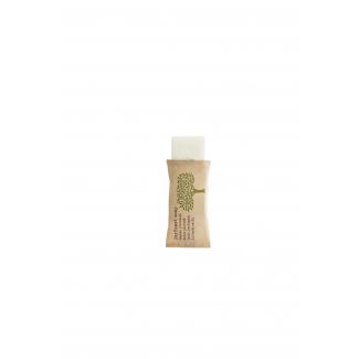 "Saponetta mini in bustina flow pack linea cortesia ""natura"" cartone da 600 pezzi"