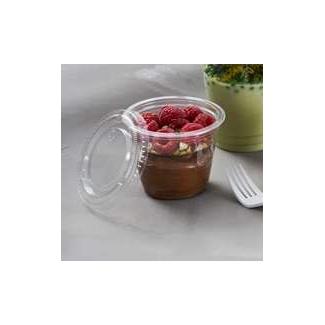 Mini bicchiere 30cc biodegradabile in PLA per degustazioni, confezione da 100 pezzi