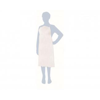 Grembiule bianco in tessuto non tessuto 72x90cm, confezione da 20 pezzi