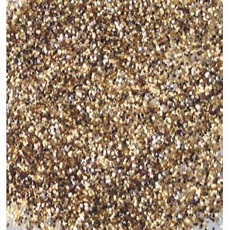Barattolo glitter da 150ml, grana fine, tinta unita