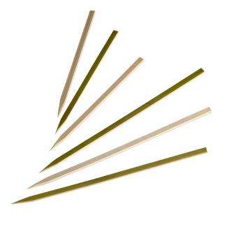 Spiedi in bamboo modello ikebana confezione da 100 pezzi