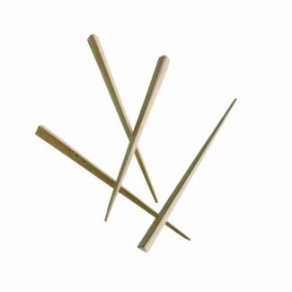 Spiedino in bamboo modello relko 9cm. confezione da 100 pezzi