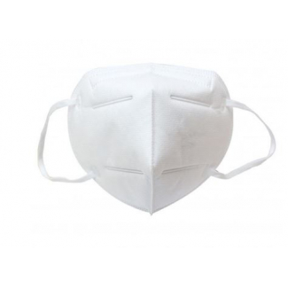 mascherina di protezione ffp2 bianca imbustata singolarmente