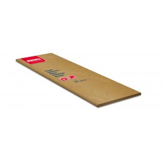 Tovaglia in carta paglia 100x100cm, confezione da 25 pezzi