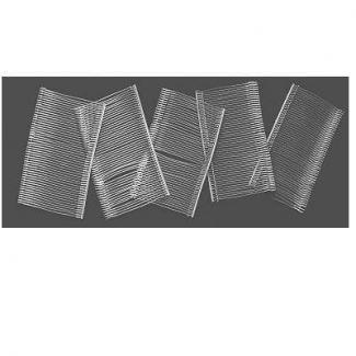 Fili in propilene da 40 mm alta qualità in confezione da 5000 pezzi