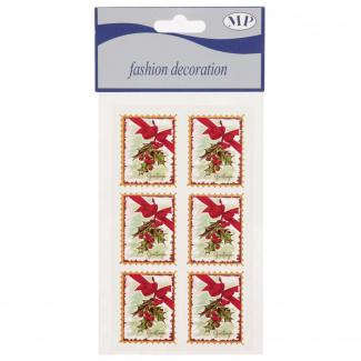 Sticker con disegni natalizi