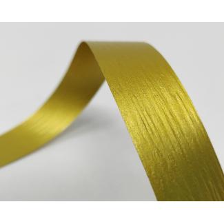 Rotolo nastro carta sintetica colori metallizzati, altezza 19 mm, in bobina da 50 mt