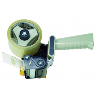 Dispenser tendinastro manuale, con frizione, per nastro da imballo 50mm