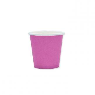 Bicchiere in carta, 80cc in confezione da 25 pezzi