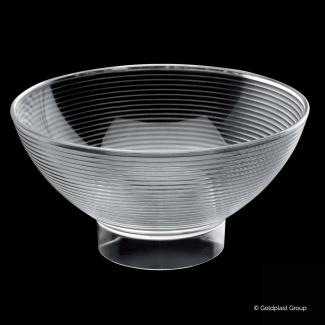 Coppetta bowl fingerfood trasparente 110cc confezione da 6 pezzi