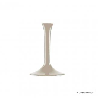 Base in plastica colorata per bicchieri flute/calici/coppe confezione da 20 pezzi