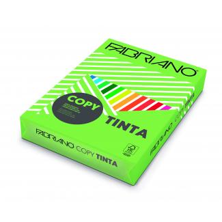 Risma di carta copytinta da 80 gr/mq, in formato A4, in confezione da 500 pezzi
