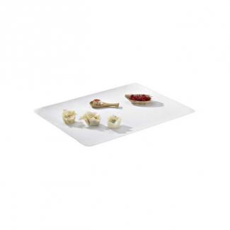 vassoio da portata in polpa di cellulosa biodegradabile 29x39cm confezione da 25 pezzi