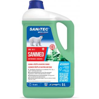 Disinfettante concentrato per uso ambientale in tanica da 5 litri