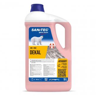 Disincrostante acido per lavastoviglie e lavatrici tanica da 6kg