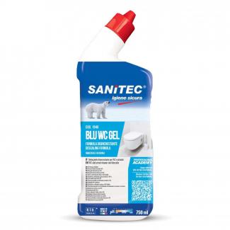 Detergente Disincrostante per WC e orinatoi, sbianca, smacchia e deodora in trigger da 750 ml
