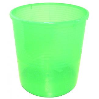 Cestino gettacarte classic verde diametro 315 x h mm 350 lt 20