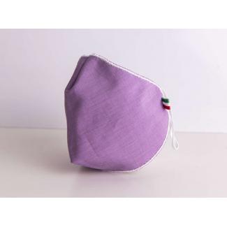 Mascherina slim fit, filtrante e lavabile, in confezione da 1 pezzo