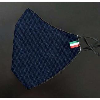 Mascherina regular, filtrante e lavabile, in confezione da 1 pezzo