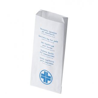 Sacchetto igienico in carta, cartone da 1000 pezzi