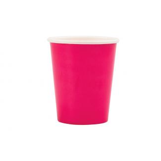 Bicchiere in cartoncino, 250cc in confezione da 10 pezzi