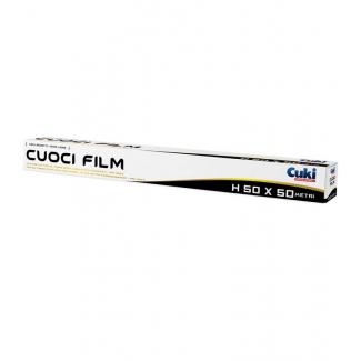 Pellicola per cottura Cuoci Film Cuki, h.500, rotoli da 50 metri