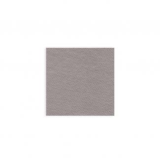 Tovagliolo grigio in tessuto non tessuto airlaid 40x40cm, confezione da 50 pezzi