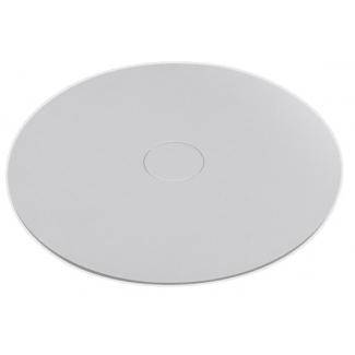 Disco cartone bianco riciclato, confezione da 10 kg