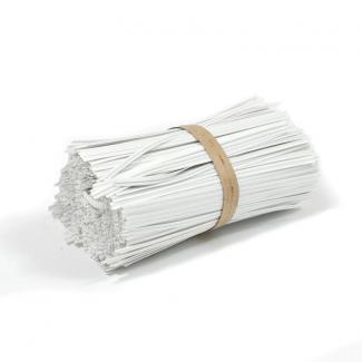 Gancetti bianchi legannoda h 10 cm