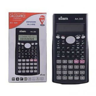 Calcolatrice scientifica a 12 cifre