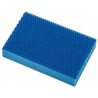 Spugna antigraffio blu, confezione da 4 pezzi