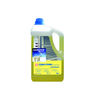 Detergente per forno autopulente in tanica da 6 kg