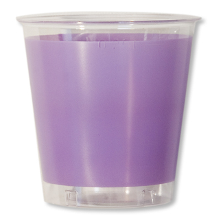 Bicchiere plastica 300cc tinta unita confezione da 10 pezzi