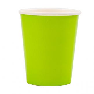 Bicchiere in cartoncino, 250cc in confezione da 8 pezzi