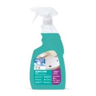 Detergente bagno anticalcare igienizzante profumato con erogatore trigger da 750 ml
