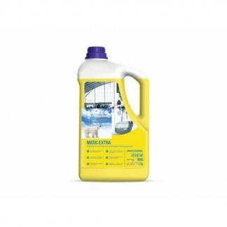 Detergente alcalino per superfici dure, non schiumogeno in tanica da 6kg