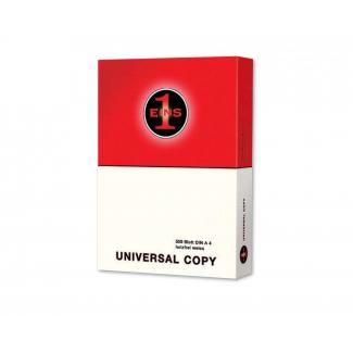 risma di carta copy red da 75 gr/mq, in formato a4, in confezione da 500 pezzi