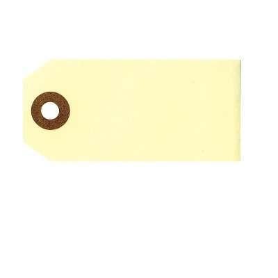 Etichette per spedizione con occhiello in confezione da 1000 pezzi