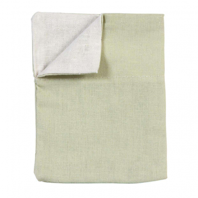 Sacchetto modello vittoria verde chiaro cm 9 x 12 confezione da 10 pezzi