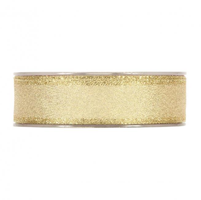 Rotolo nastro modello foil oro mm 25 x 20 mt