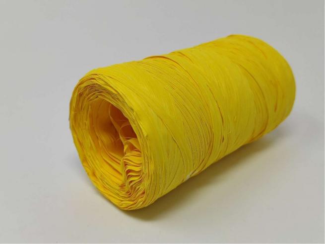 Rotolo nastro rafia sintetica, in bobina da 200 metri