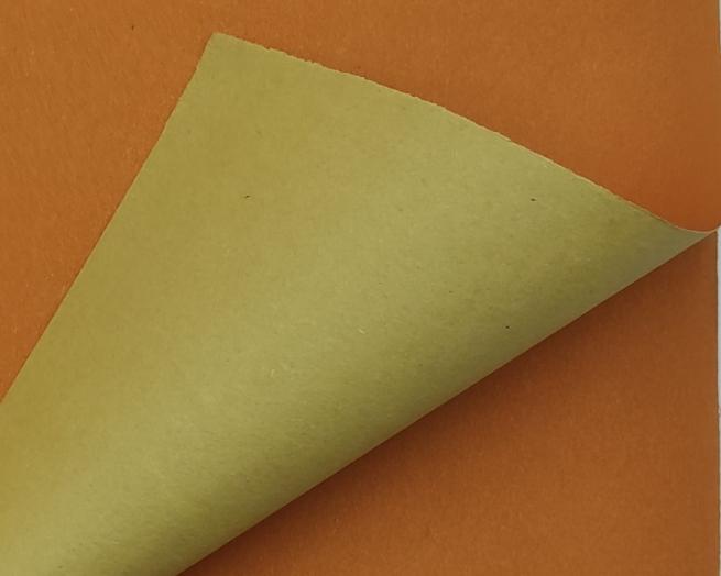Foglio carta regalo bio 1 lato tinta unita