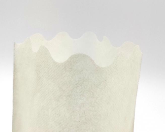 Busta tessuto non tessuto etoffe smerlato fondo pieno