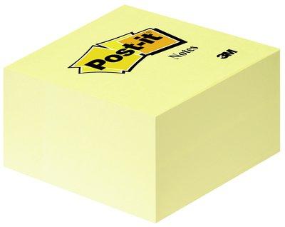 Post-it cubo giallo 7.6x7.6cm