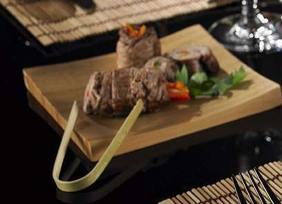 Mini pinze fingerfood in bamboo naturale 8cm. Confezione da 50 pezzi